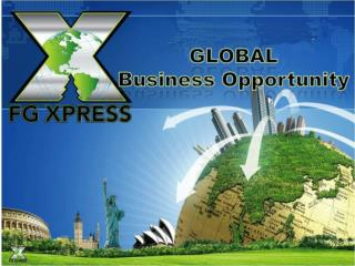 To build a  International      Business  with an  Exclusive       Patented Breakthrough