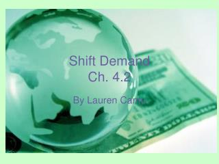 Shift Demand Ch. 4.2
