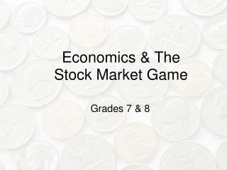 Economics & The Stock Market Game