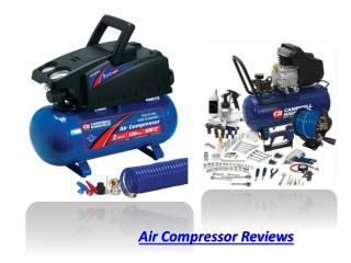 Air Compressor Reviews