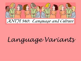 Language Variants