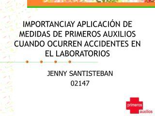 JENNY SANTISTEBAN 02147