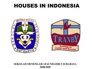 HOUSES IN INDONESIA