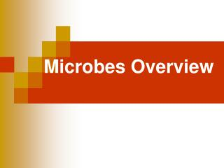 Microbes Overview