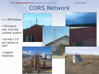 CORS Network