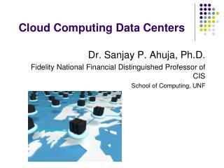 Cloud Computing Data Centers