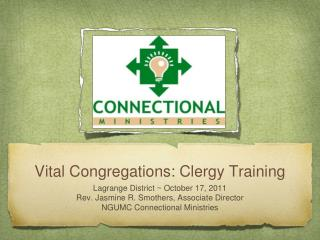 Vital Congregations: Clergy Training