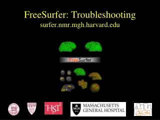 FreeSurfer: Troubleshooting surfer.nmr.mgh.harvard
