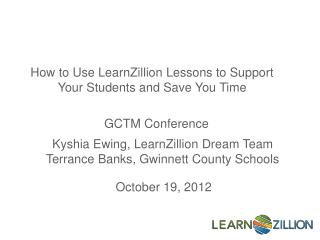 How to Use LearnZillion Lessons to Support Your Students and Save You Time