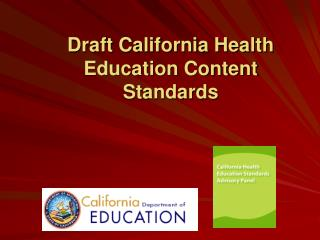 Draft California Health Education Content Standards
