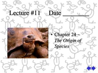 Lecture #11     Date \_\_\_\_\_\_\_\_