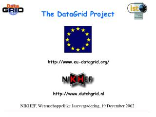 The DataGrid Project