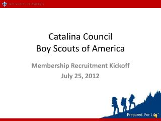 Catalina Council Boy Scouts of America