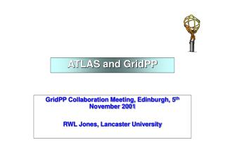 ATLAS and GridPP