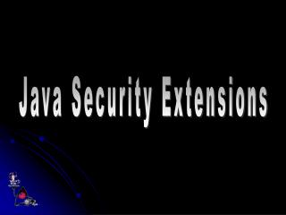 Java Security Extensions
