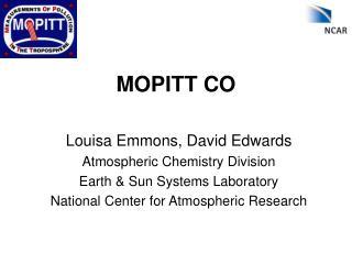 MOPITT CO