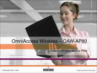 OmniAccess Wireless – OAW-AP80