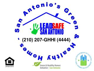 San Antonio's Green & Healthy Homes -