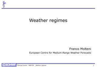 Weather regimes
