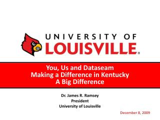 You, Us and Dataseam Making a Difference in Kentucky  A Big Difference