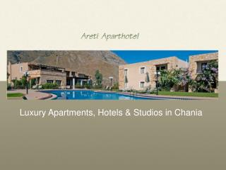 Areti-Hotel.gr - Affordable Chania Crete Apartments