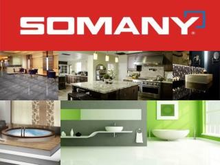 Trends in Wall Tiles, Somany Ceramics