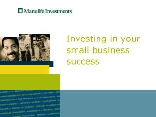 Investing in your small business success