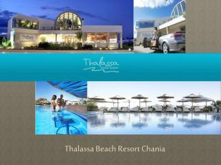ThalassaResort.gr - Best Beach Hotel Resort in Chania