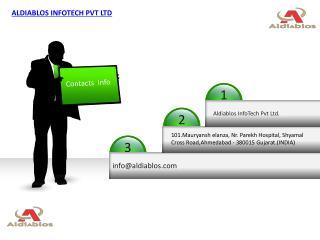 ALDIABLOS INFOTECH PVT LTD IT OUTSOURCING