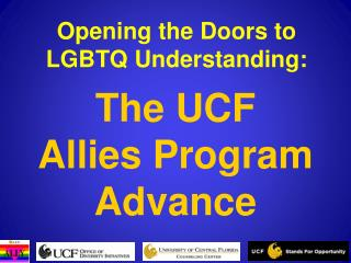 Opening the Doors to LGBTQ Understanding: