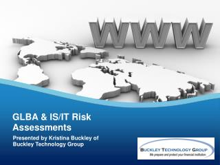 GLBA & IS/IT Risk Assessments