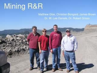 Mining R&R