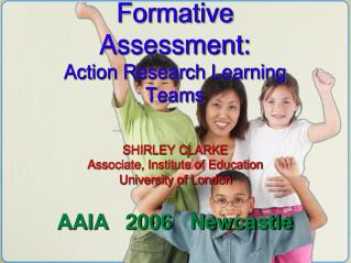 Formative Assessment: Action Research Learning Teams