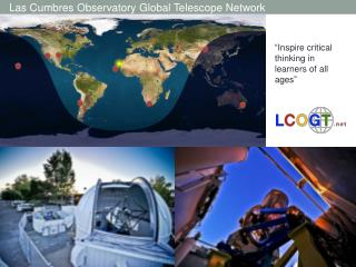 Las Cumbres Observatory Global Telescope Network
