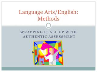 Language Arts/English: Methods
