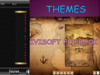 Themes of Kvisoft Flipbooks