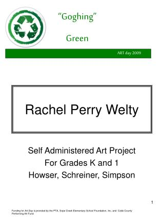 Rachel Perry Welty