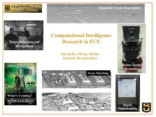 Computational Intelligence Research in ECE