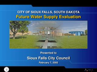 Future Water Supply Evaluation