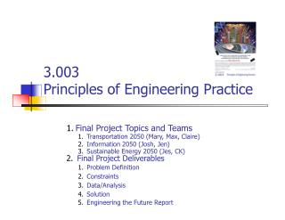 Principles of Engineering Practice