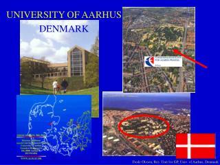 UNIVERSITY OF AARHUS DENMARK