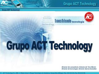Grupo ACT Technology