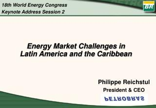 Energy Market Challenges in Latin America and the Caribbean