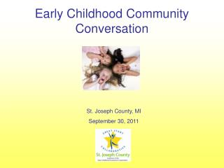 Early Childhood Community Conversation