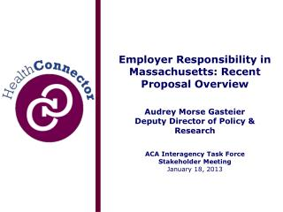 Employer Responsibility in Massachusetts