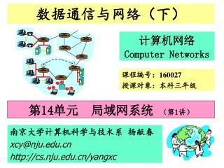 计算机网络 Computer Networks