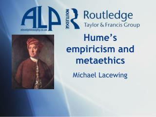 Hume's empiricism and metaethics