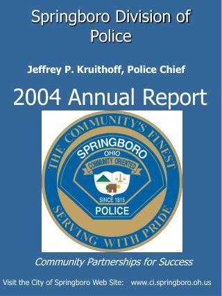 Springboro Division of Police