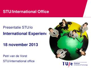 STU/International Office