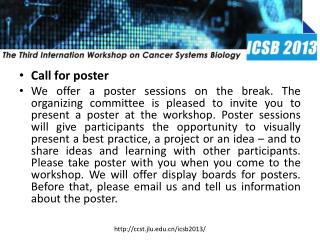 Call for poster